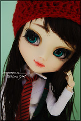 ~ Custom Pullip for Maev ~ (-Poison Girl-) Tags: girl doll dolls makeup groove pullip poison custom pullips poisongirl faceup junplanning maev pullipcustom