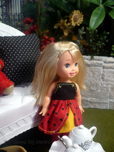 Kelly Lady Bug Picnic
