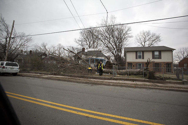 2011 02-25 Adam Thede - Nashville Storm Damage
