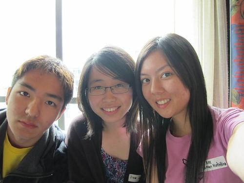 Ethan,Siew Lee and Chee Li Kee