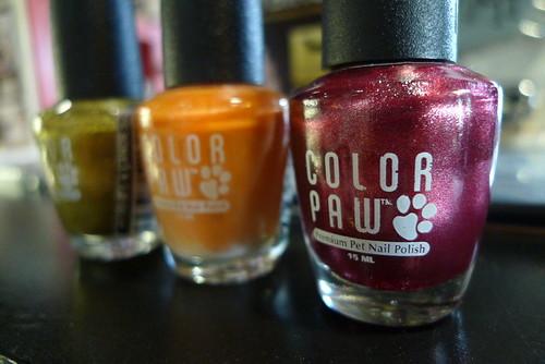 Pet Nail Polish 02