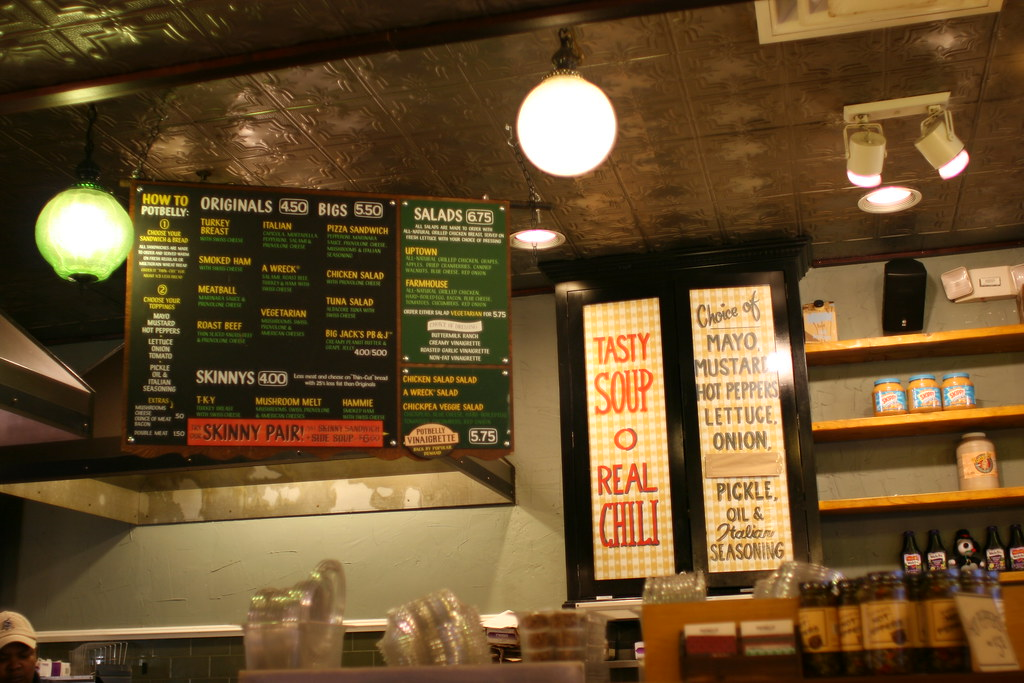 Potbelly, Washington DC