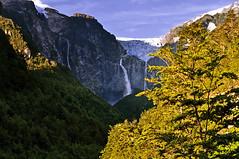 Glaciar Colgante Queulat - Patagonia Chilena (Noelegroj (More than 6 Million views.Thank you all) Tags: chile trip travel viaje patagonia roadtrip adventure glaciar montaas aisen queulat