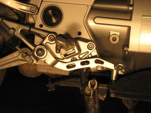 New Brake pedal
