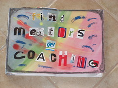 Dream Journal - Mentors & Coaching by AlisonQuine, on Flickr