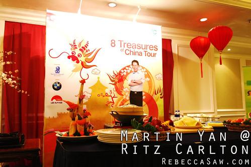 martin yan, 8 Treasures of China tour, malaysia-7 copy