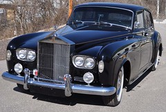 "1964 Rolls Royce Silver Cloud III • <a style=""font-size:0.8em;"" href=""http://www.flickr.com/photos/85572005@N00/5510472686/"" target=""_blank"">View on Flickr</a>"