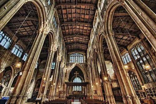 [フリー画像] 建築・建造物, 教会・聖堂・モスク, イギリス, HDR, 201103121700