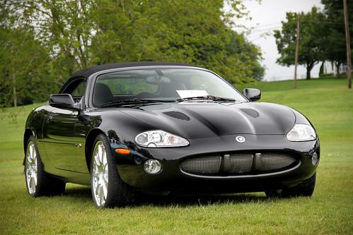 Jaguar XKR 100, 2002