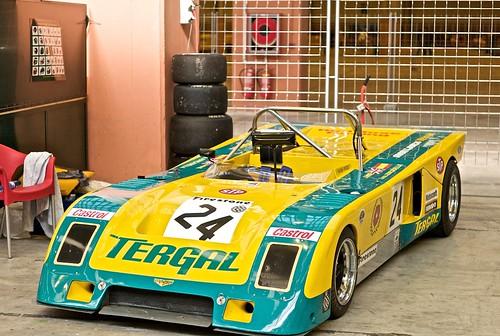 L9771120 - Motor Show Festival Chevron Escuderia Montjuic