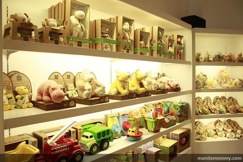 eco-friendly toys at Numa