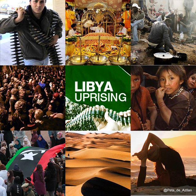 3-10-2011 Free Libya!