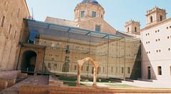 Monasterio 01 (Cristales Berca) Tags: monasterio vidrio cristaleras berca