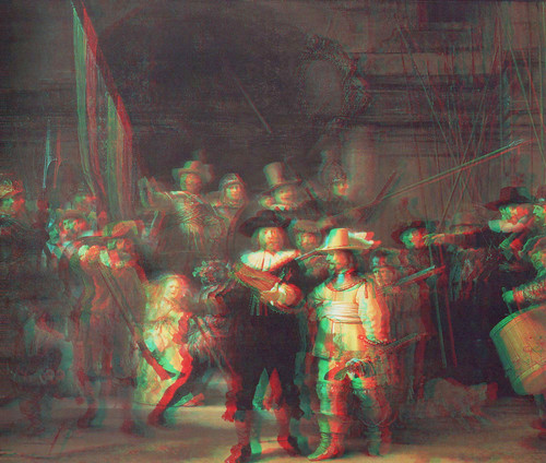 Rembrandt: Nightwatch 3D