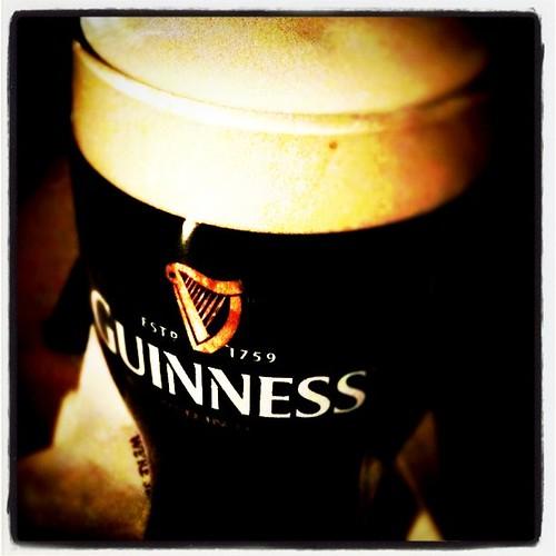 God's gift to the Irish