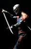Gray Fox, Cyborg Ninja (Jova Cheung) Tags: toys actionfigure mgs metalgear grayfox mcfarlane cyborgninja