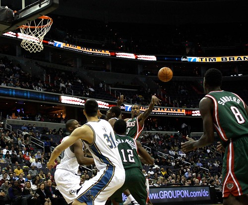 washington wizards, milwaukee bucks, truth about it, adam mcginnis, under the hoop, brandon jennings, larry sanders