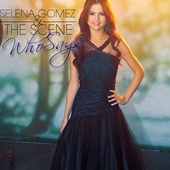 Selena Gomez & The Scene / Who Says (ohshizzitsdrew) Tags: new justin place who album nick disney single round taylor demi cdcover cyrus says jonas selena gomez channel waverly recolor naturally wizards lautner bieber miley lovato 2011 of