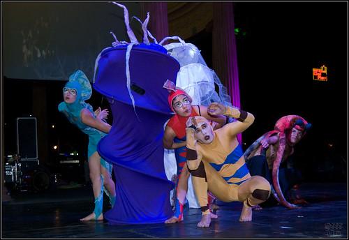 Circo del Caricaco: Metamorfosis