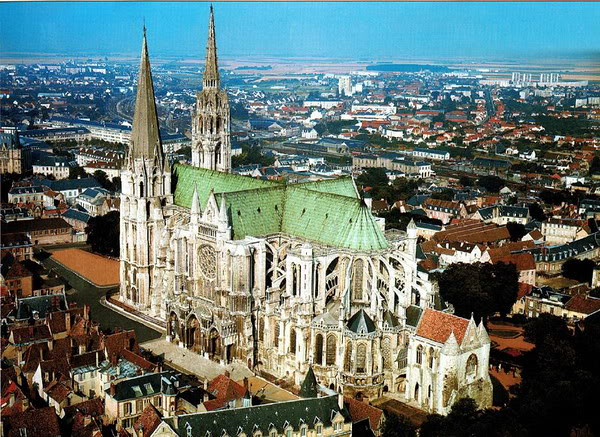 chartres cathedral?