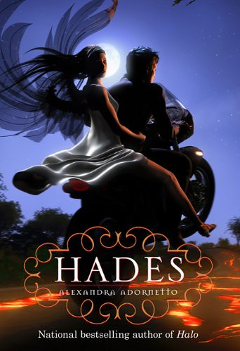 August 30th 2011 by Feiwel & Friends       Hades (Halo #2) by Alexandra Adornetto