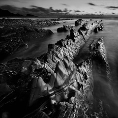 Bite Me (my name is Ade) Tags: uk sea england blackandwhite seascape nature landscape mono cornwall devon 2011 adrianhall takeaview lpoty shootingthevoid