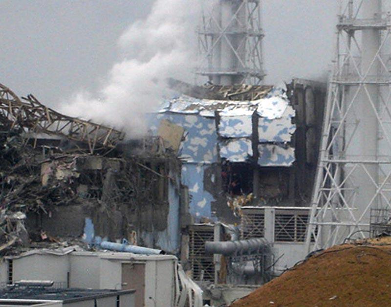 Сам реактор на Фукусиме 1 типа
