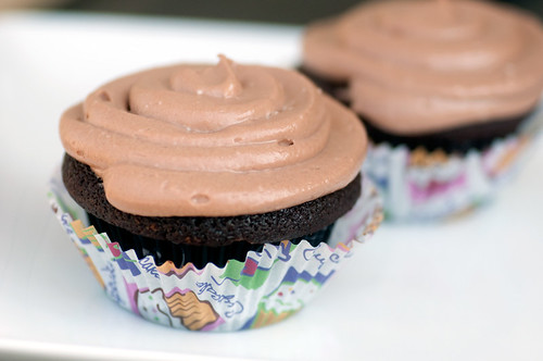 Milk Stout Cupcakes