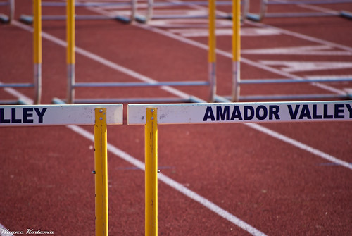 Amador Valley High School Track
