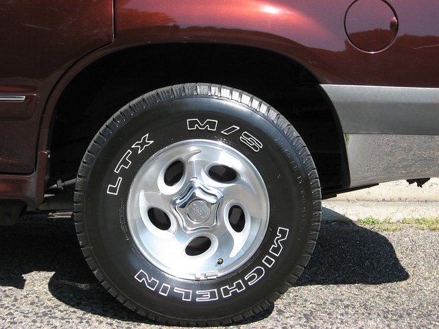 Tuf Shine Tire Dressing