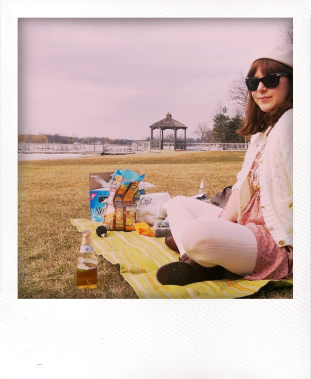 iPhone Photos: Picnic
