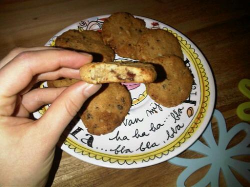 Quick paleo cookies 2