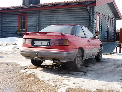 91 Hyundai Scoupe. HYUNDAI SCOUPE 1991