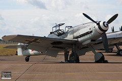 D-FWME - 139 - Messerschmitt Stiftung - Hispano HA.1112-M1L - 100717 - Fairford - Steven Gray - IMG_3639