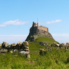 Lindisfarne Castle (Niall Corbet) Tags: england northumberland lindisfarne holyisland castle nationaltrust
