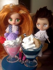Blythe-a-Day#29: Favorite Dessert: Eli Tells Ginnie Some Important Information
