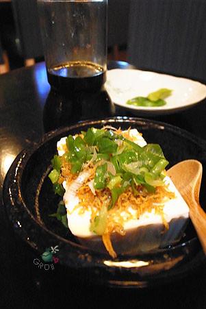 炸小魚涼拌豆腐