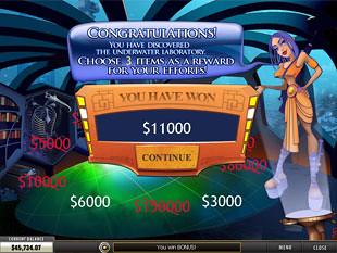 free Greatest Odyssey slot bonus game 3