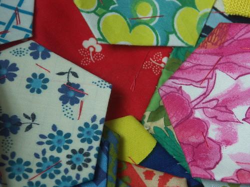 Seventies patchwork