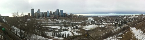 20110124 Calgary from crescent heights