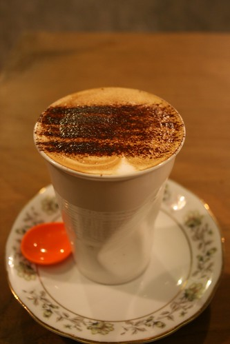 Foxcroft & Ginger Cappuccino