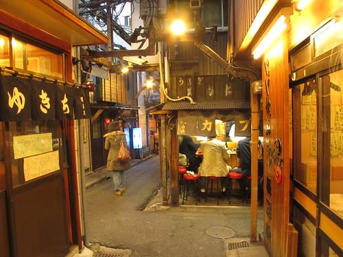 Omoide Yokocho (Yakitori Alley)