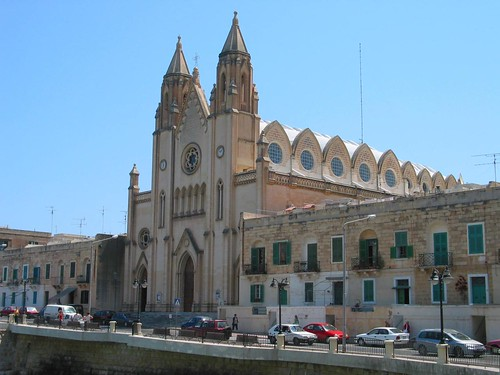 Photos of churches Malta