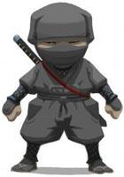 Imagen del protagonista del Mini Ninjas, uno de los juegos más divertidos que he probado