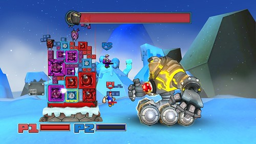 Slam Bolt Scrappers: Robot Boss