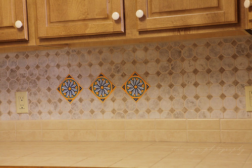 kitchen tilework