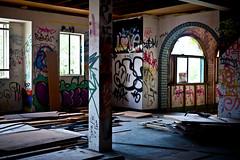 Heritage 7 (Andrew Tallon) Tags: graffiti brisbane abandon urbanexploration desolate