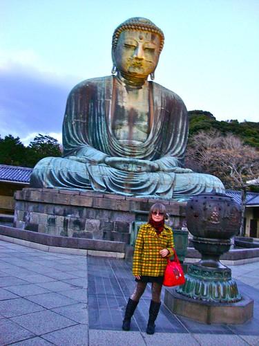 鎌倉大佛。