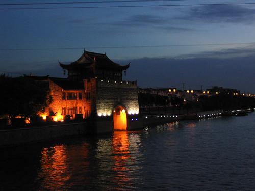 Suzhou - Vista desde un puente