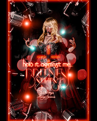 Hold It Against Me [Other Version] - Britney Spears [Mery Spears] (Joshie.yeye) Tags: